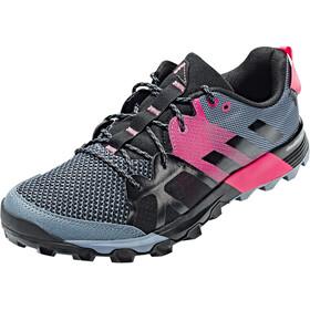 adidas Kanadia 8.1 Trail Hardloopschoenen Dames grijs/roze